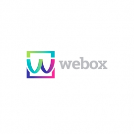Web Studio W Logo | WeBox