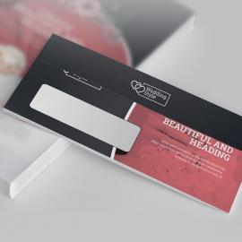 Wedding & Events DL Envelope Commercial