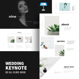 Wedding Keynote Template