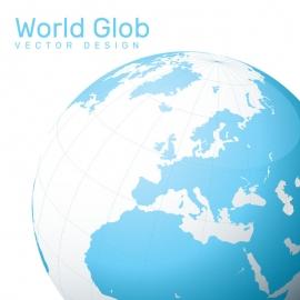 World Glob Vector Design 2