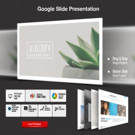 Xiaomy Google Slide Presentation