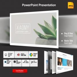 Xiaomy Powerpoint Presentation