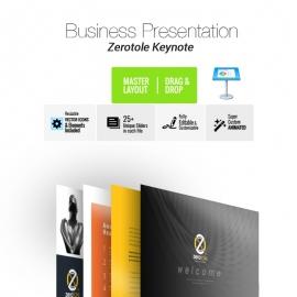 Zerotole Keynote Template